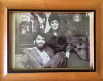 Portrait of the Innkeepers as a Very Young Man & Woman, circa maybe 1984