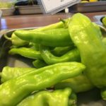 PEPPERS, PUDDINGS, & FOOD FOR THE HIGH NOON OF SUMMER: A DINNER PARTY IDYLL