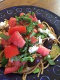 tomatoes-basil-pasta