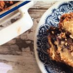 A TIMELESS BLUEBERRY COFFEE CAKE, RIGHT NOW. AND, INTRODUCING MONK-FRUIT, BEST-EVER ALTERNATIVE TO SUGAR.