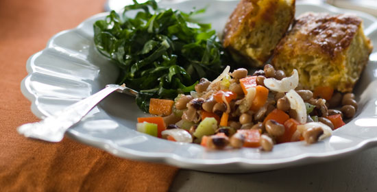 THE *** BEST *** BLACK-EYED PEAS FOR NEW YEAR'S DAY