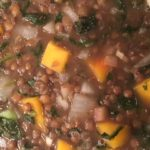 "A  LENTIL SOUP SO ""RICH, FRAGRANT, SATISFYING"" THAT SOMEONE ATE IT DAILY – HAPPILY! – FOR 15 YEARS"