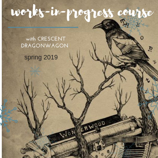IN-PERSON Works In Progress Group Spring 2019