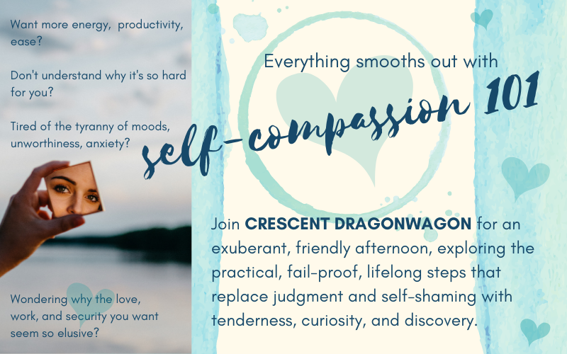 Join Us for Self-Compassion 101